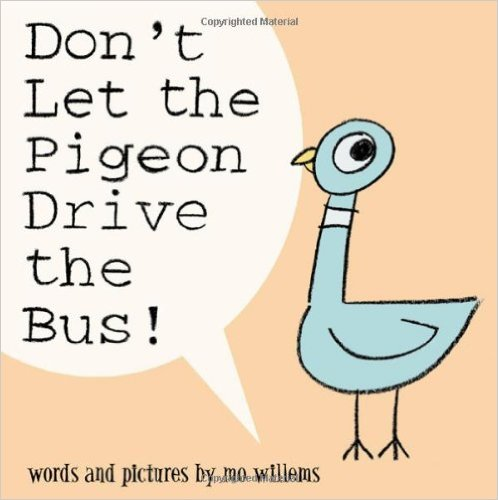 PB Don't Let The Pigeon